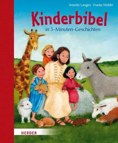 Kinderbibel in 5-Minuten-Geschichten
